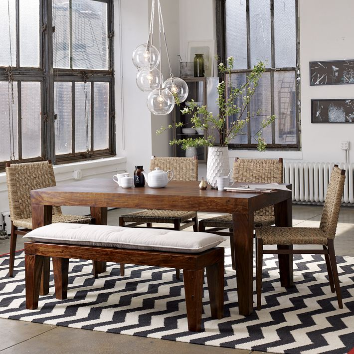 DIning Rooms with West Elm - Two Thirty-Five Designs