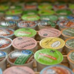 DIY $2 K-Cup Organizer