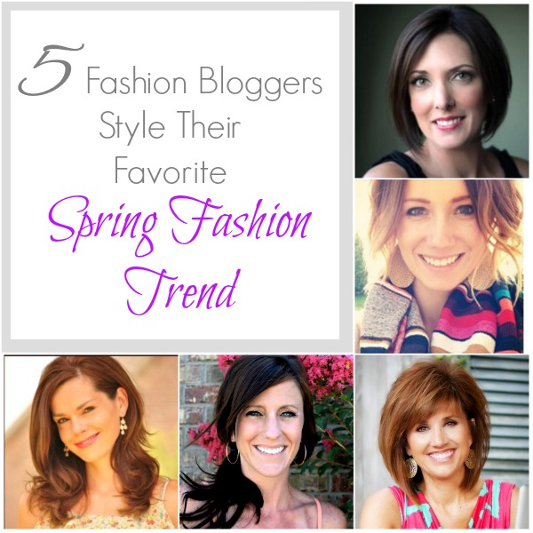 5 fashion bloggers