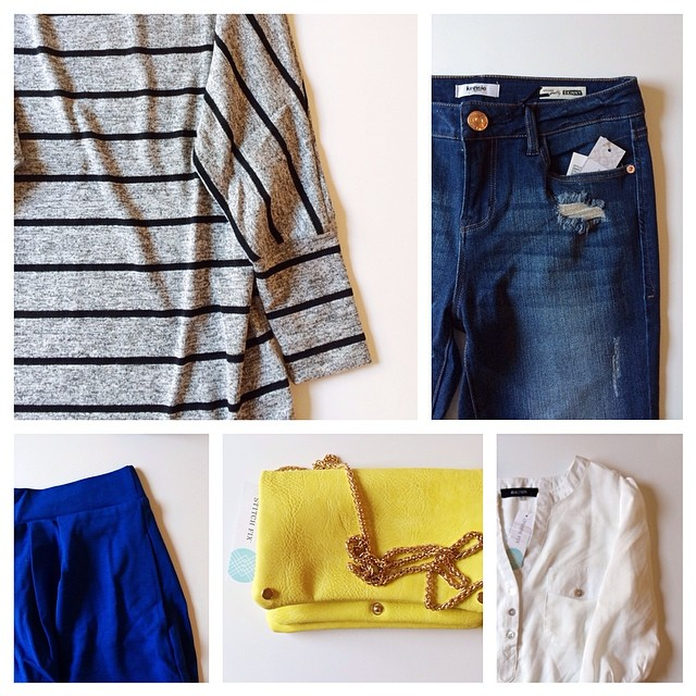 Casual Friday Link Up with StitchFIx