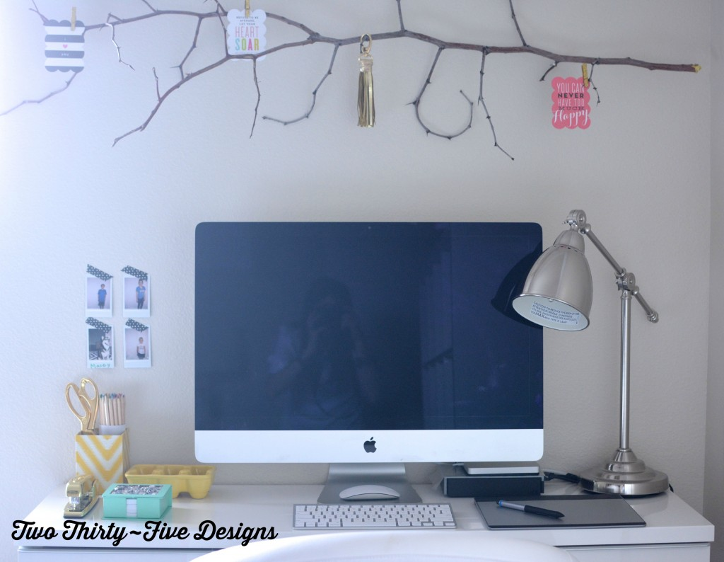 Craft-Office Room Tour