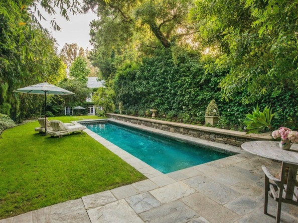 Jessica Simpson's Beverly Hills Home