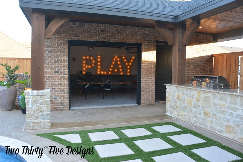 DIY Marquee Letters TwoThirtyFiveDesigns.com