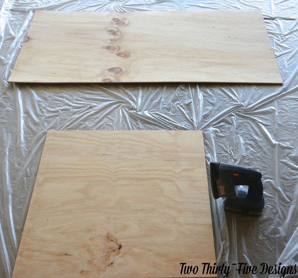 Dry Erase Board - Clear TwoThirtyFiveDesigns.com