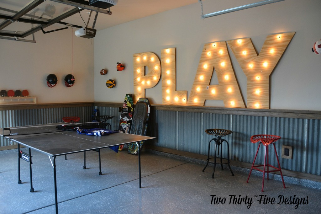 Marquee Letters TwoThirtyFiveDesigns.com