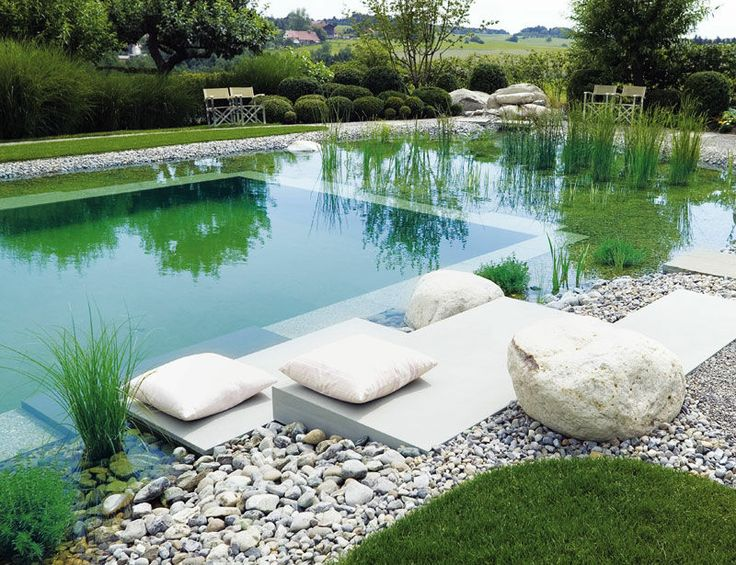 Natural Pool TwoThirtyFIveDesigns.com