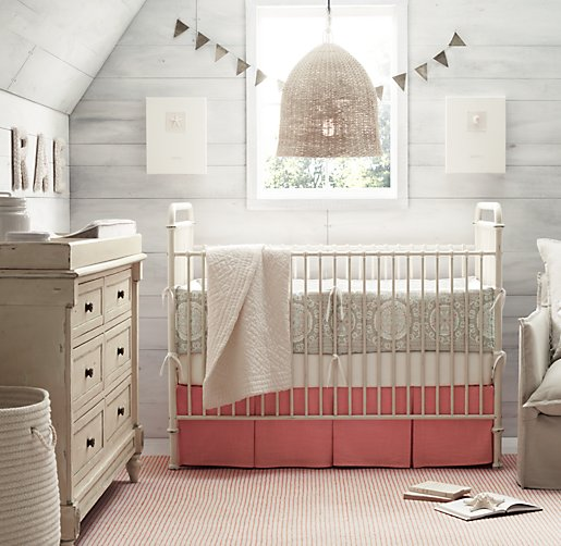 Restoration Hardware Nursery TwoThirtyFiveDesigns.com