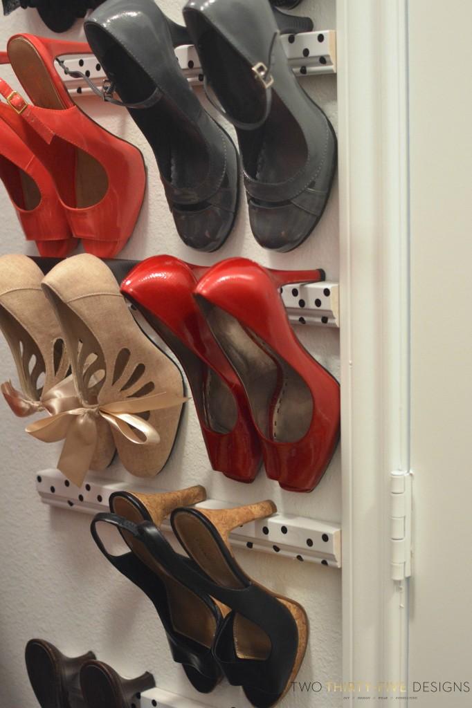Heel Storage by TwoThirtyFiveDesigns.com
