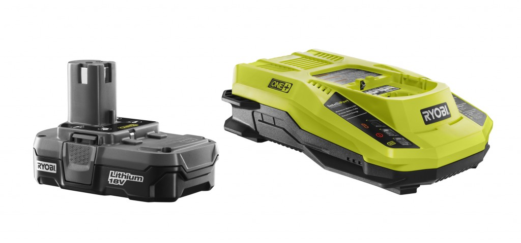 Ryobi Airstrike & Charger Giveaway with TwoThirtyFiveDesigns
