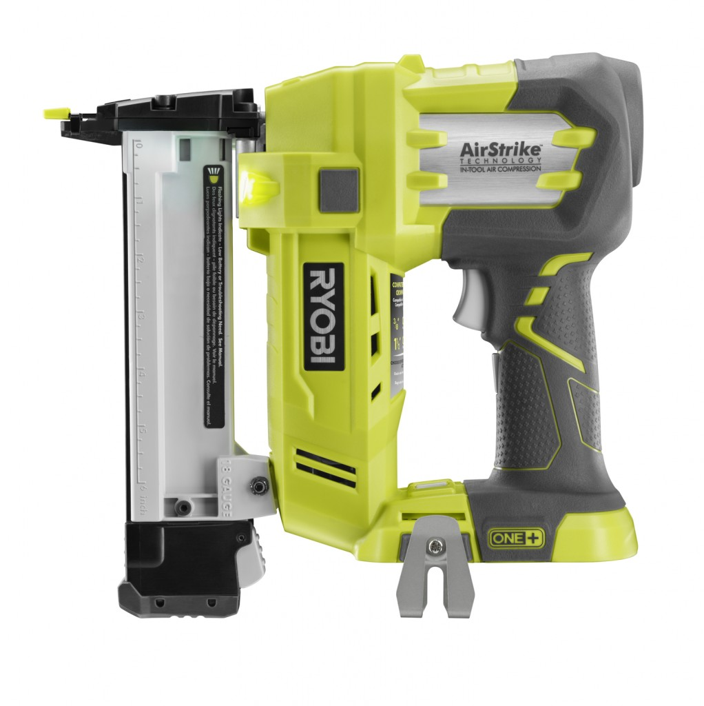 Ryobi Airstrike Giveaway with TwoThirtyFiveDesigns