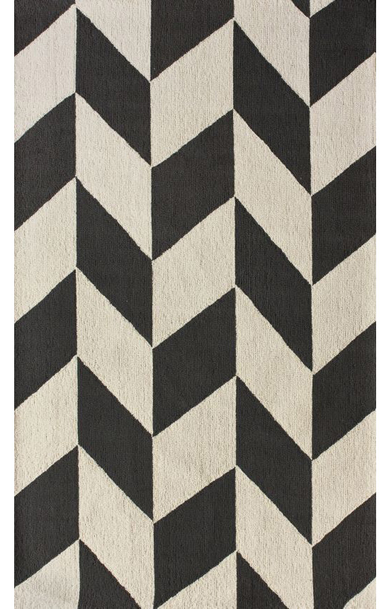 Home Spun Chevron Area Rug