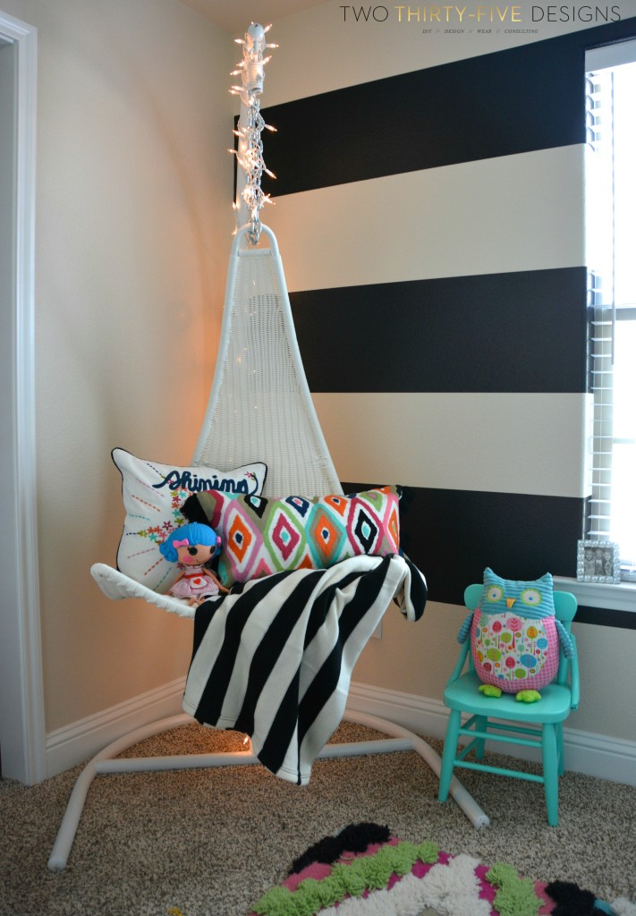 Little Girls Room - TwoThirtyFiveDesigns