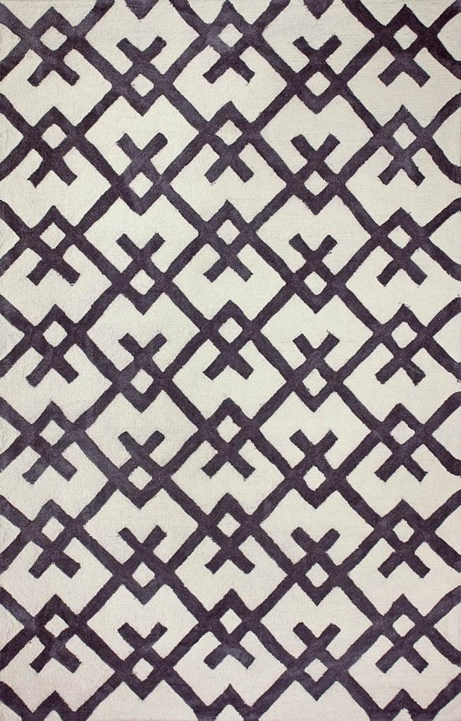 Quinta Indoor Outdoor Grey Area Rug