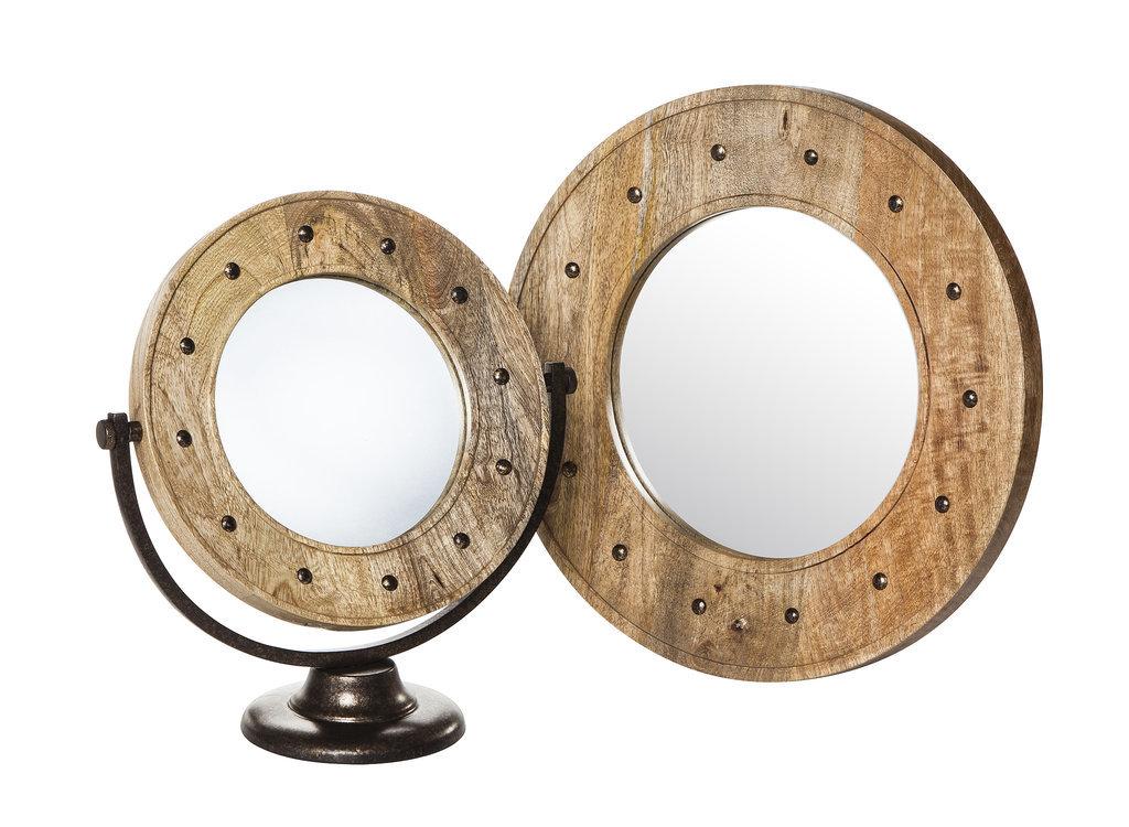 Studded-mirror-stand-30-wall-mirror-35-Nate Berkus Fall 2014