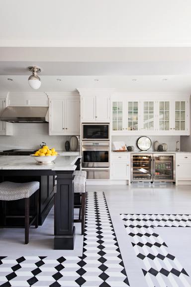 lindsey coral harper interior design interiors kitchen