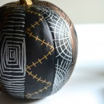 DIY Sharpie Pumpkin