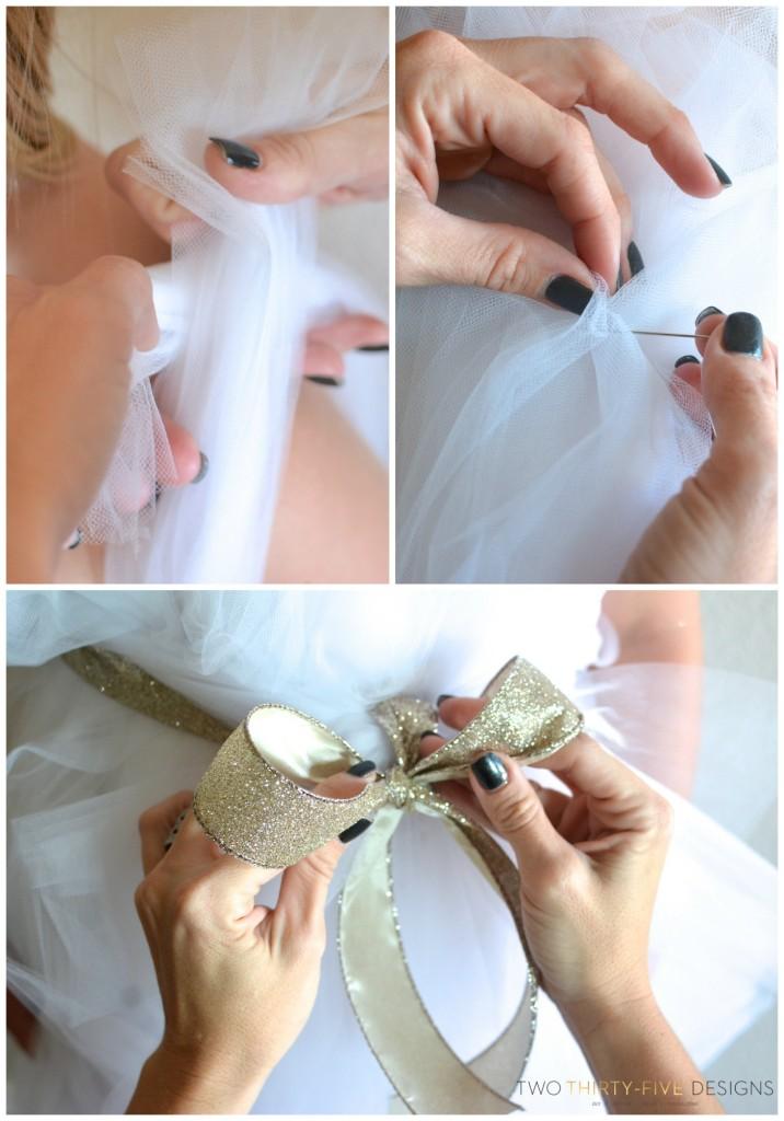 DIY Tooth-fairy Costume