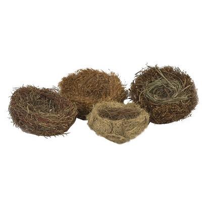 Round Birds Nests