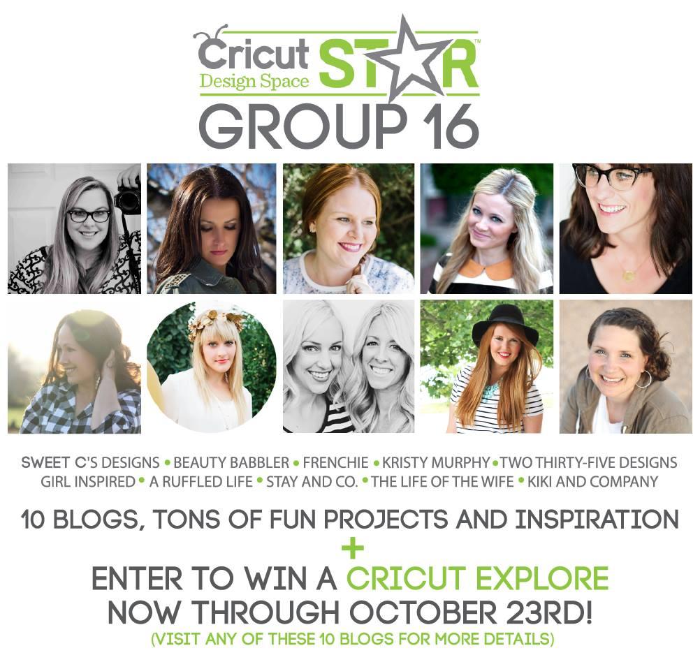 Cricut Team 16