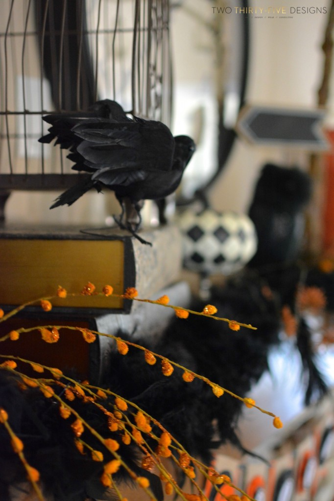 Halloween Mantel by Two Thirty~Five Designs (7)