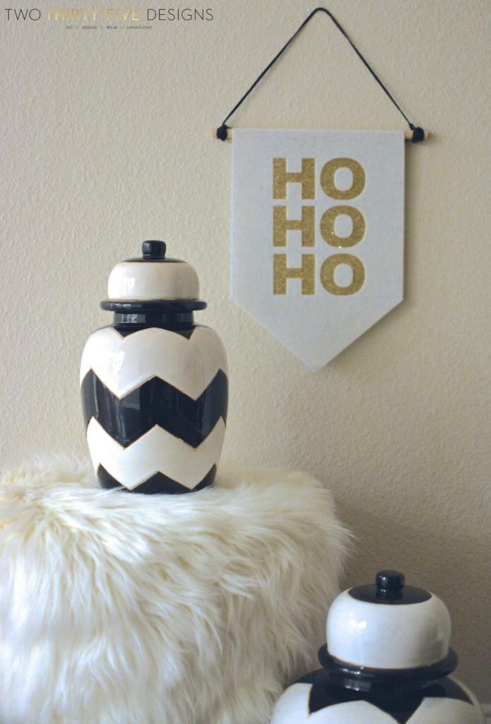 HoHoHo Banner