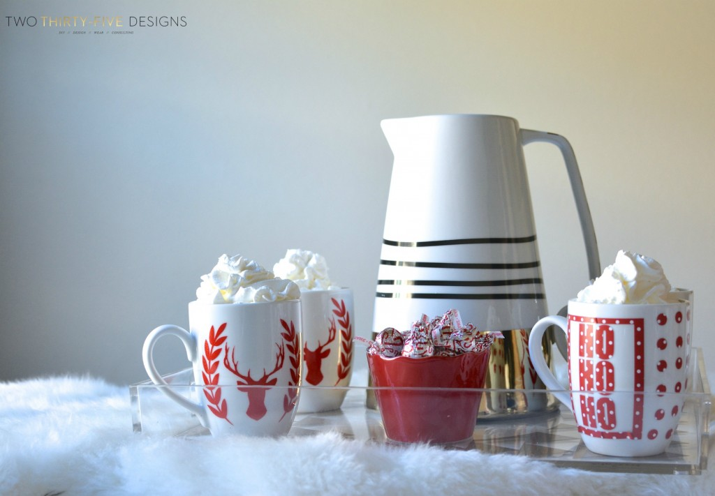 Hot Chocolate Bar by Two Thirty~Five Designs