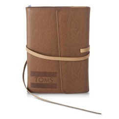 TOM's For Target ~ Faux Leather Journal
