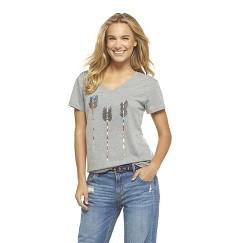 TOM's For Target ~ Womens Arrow T-Shirt