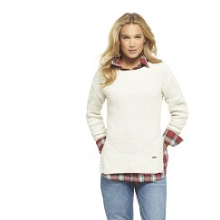 TOM's For Target ~ Womens Crewneck Sweater