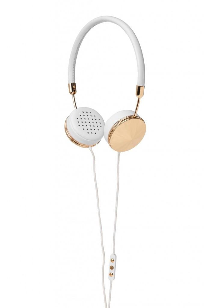 Frends Gold Headphones