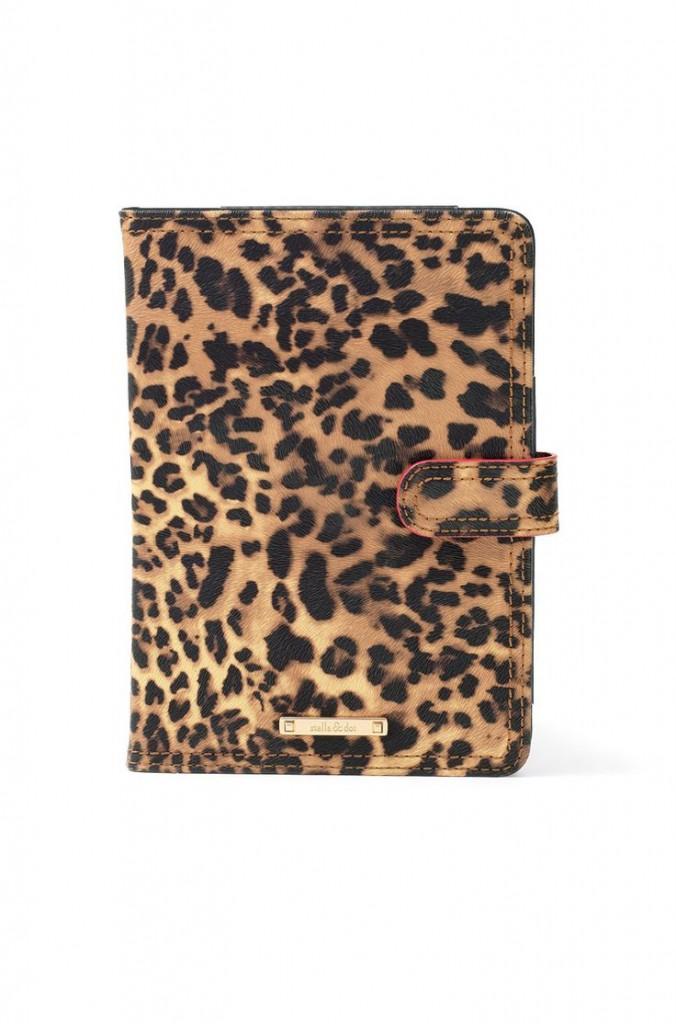 Leopard Mini iPad Case