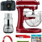 Amazon has some insane deals right now, over half off! Cuisinart, KitchenAid, Canon, Beats by Dre, Jawbone, Kindle Fire, Wii U