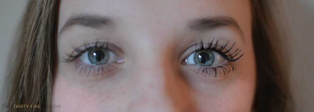 Fuller Thick Lashes using Lavender Oil by Two Thirty~Five Designs