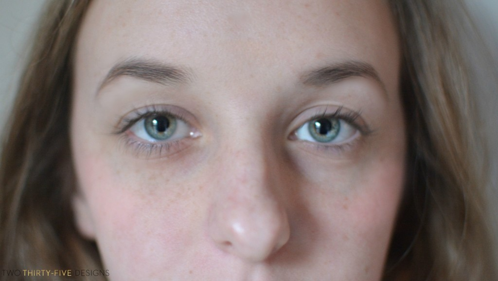 Lavender Essential Oil in Mascara Trick by Two Thirty~Five Designs