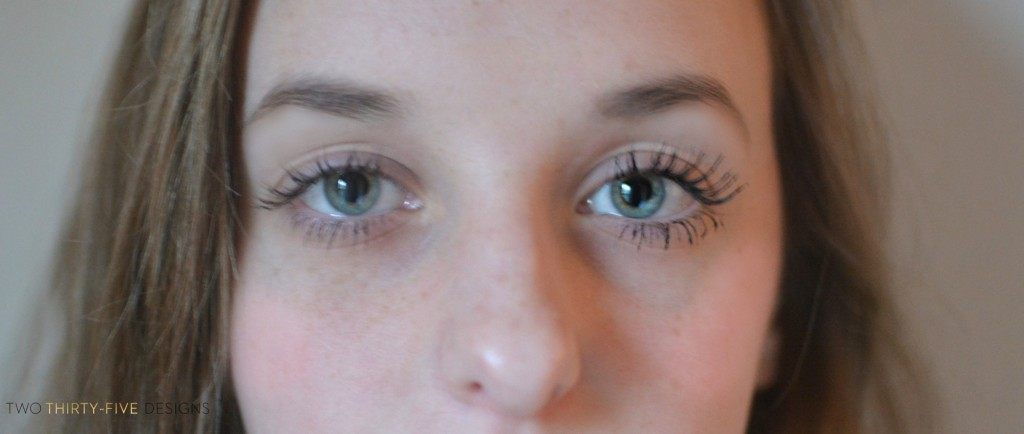 Thicker Lashes using Lavender Oil by Two Thirty~Five Designs