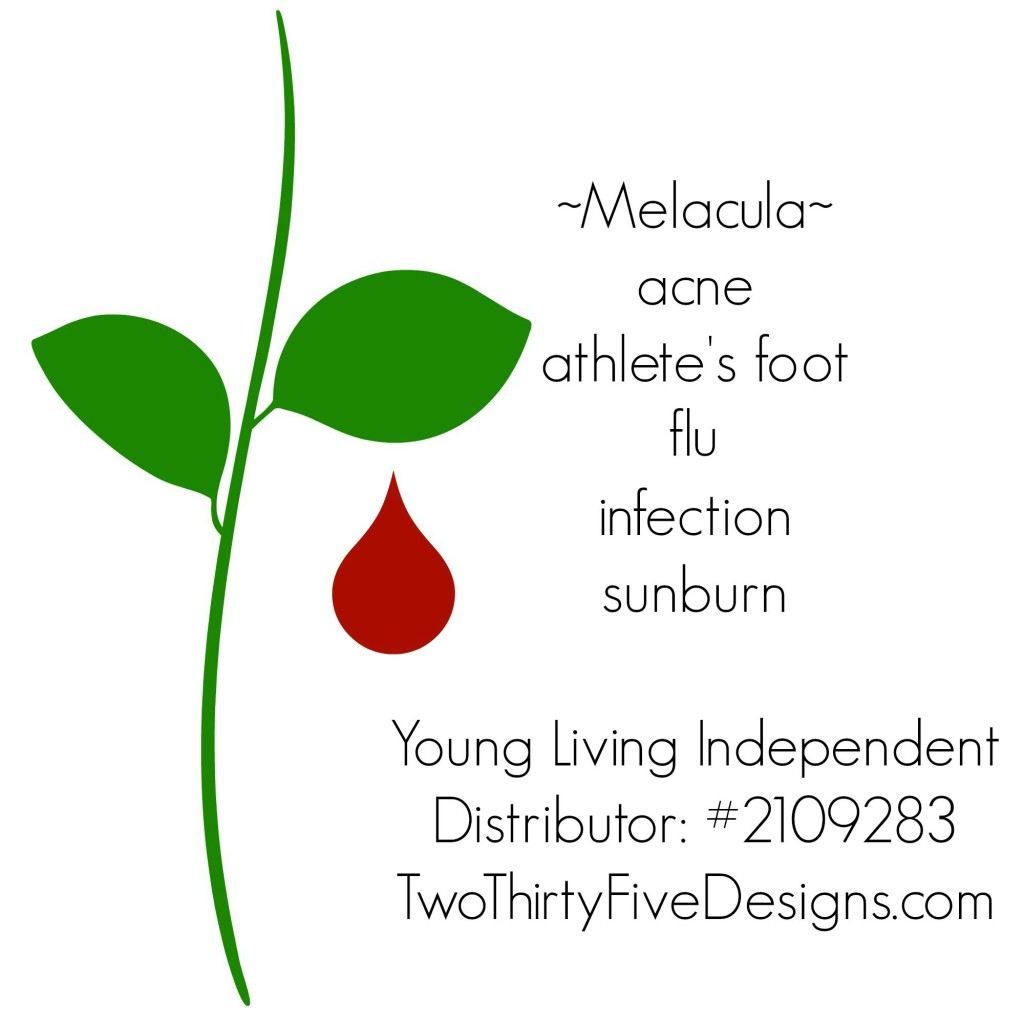 Melaluca Essential Oils by Two Thirty~Five Designs