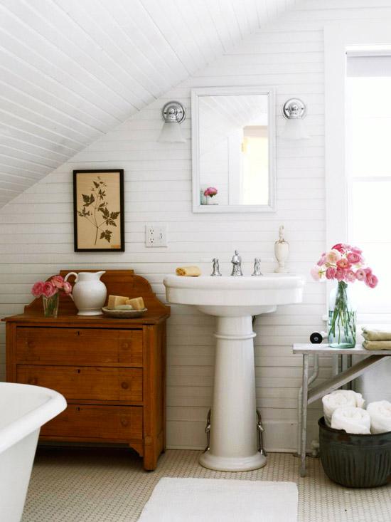 Planked Bathroom
