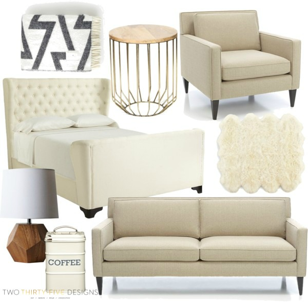 Neutral Living by Two Thirty Five Designs