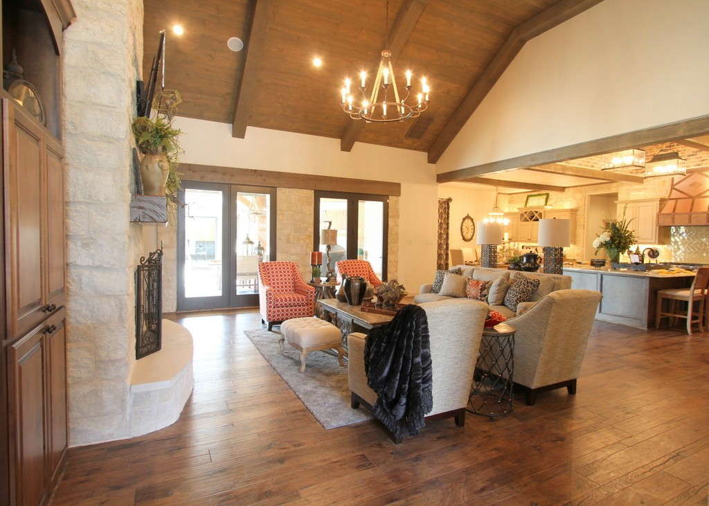 Parade of Homes 2014 - Living and Formal Dining
