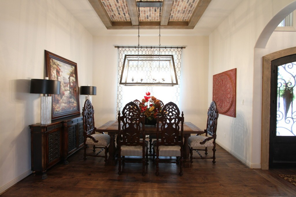 Parade of Homes 2014 - Living Area and Formal Dining