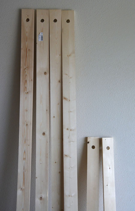 DIY-Clothing-Rack-materials by Two Thirty~Five Designs