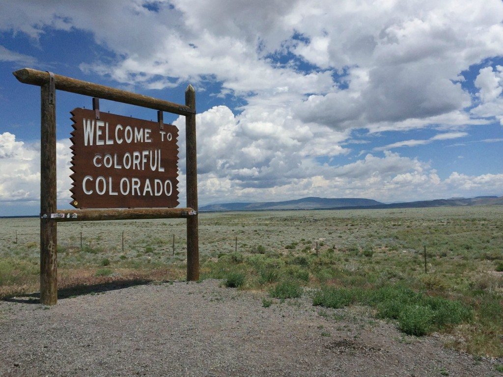 Welcome to Colorado 1
