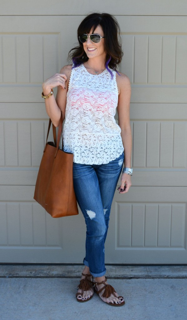Casual Friday Link Up with @Madewell @AmericanEagle @TheBuckle 1