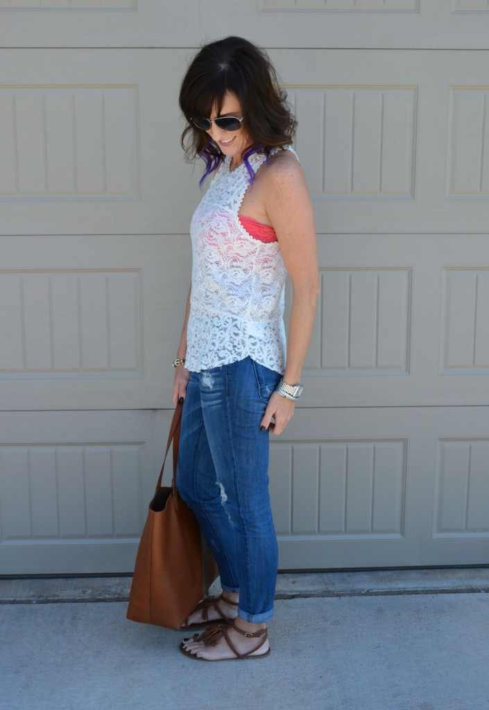 Casual Friday Link Up with @Madewell @AmericanEagle @TheBuckle 2
