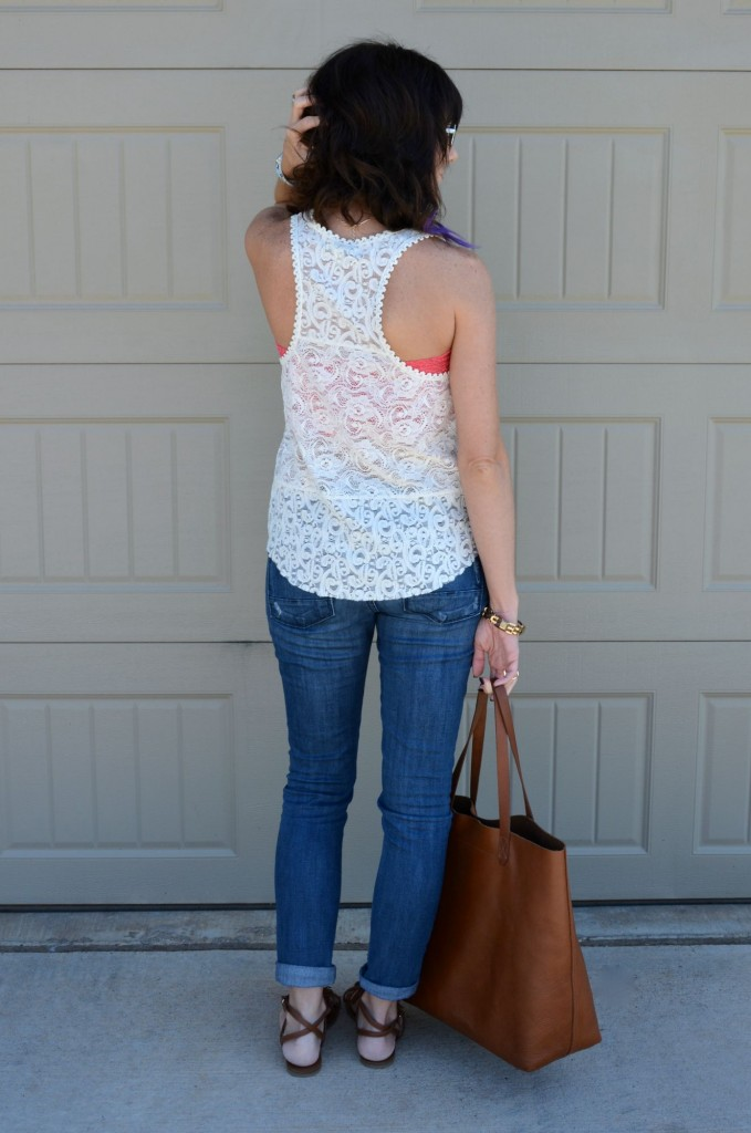 Casual Friday Link Up with @Madewell @AmericanEagle @TheBuckle 3