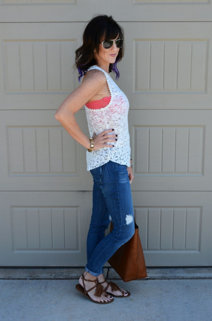 Casual Friday Link Up with @Madewell @AmericanEagle @TheBuckle 4