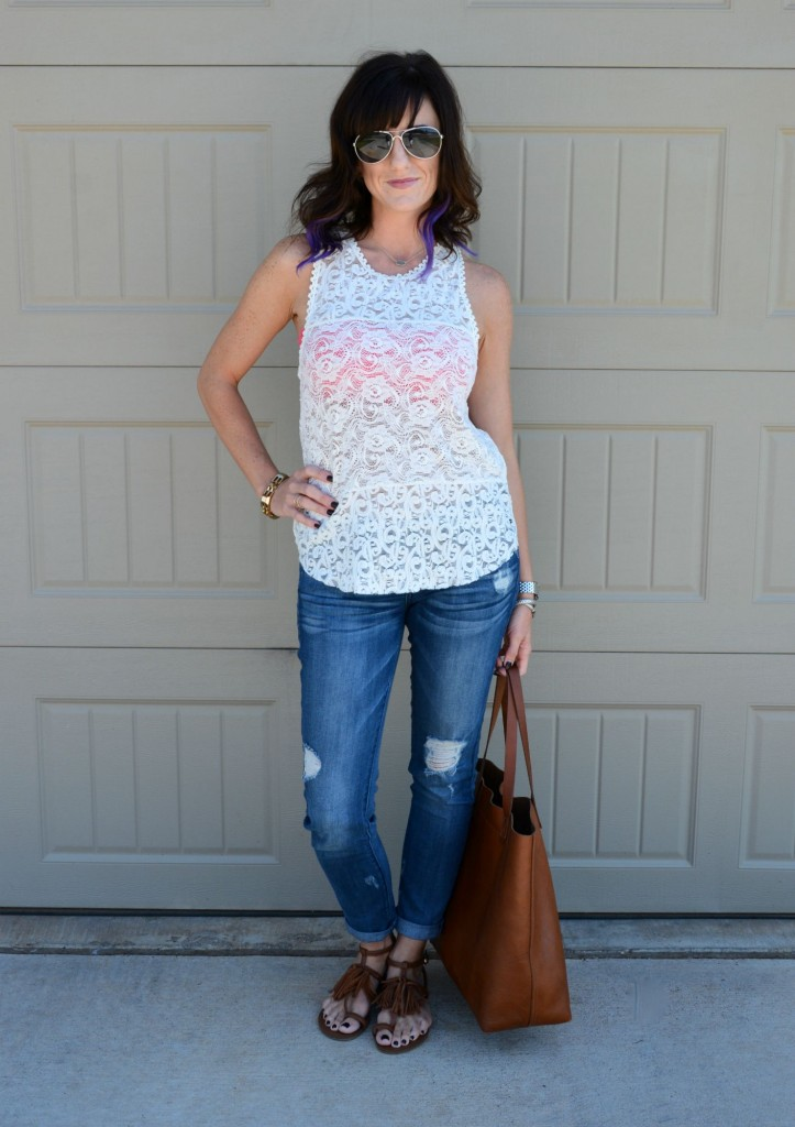 Casual Friday Link Up with @Madewell @AmericanEagle @TheBuckle 5