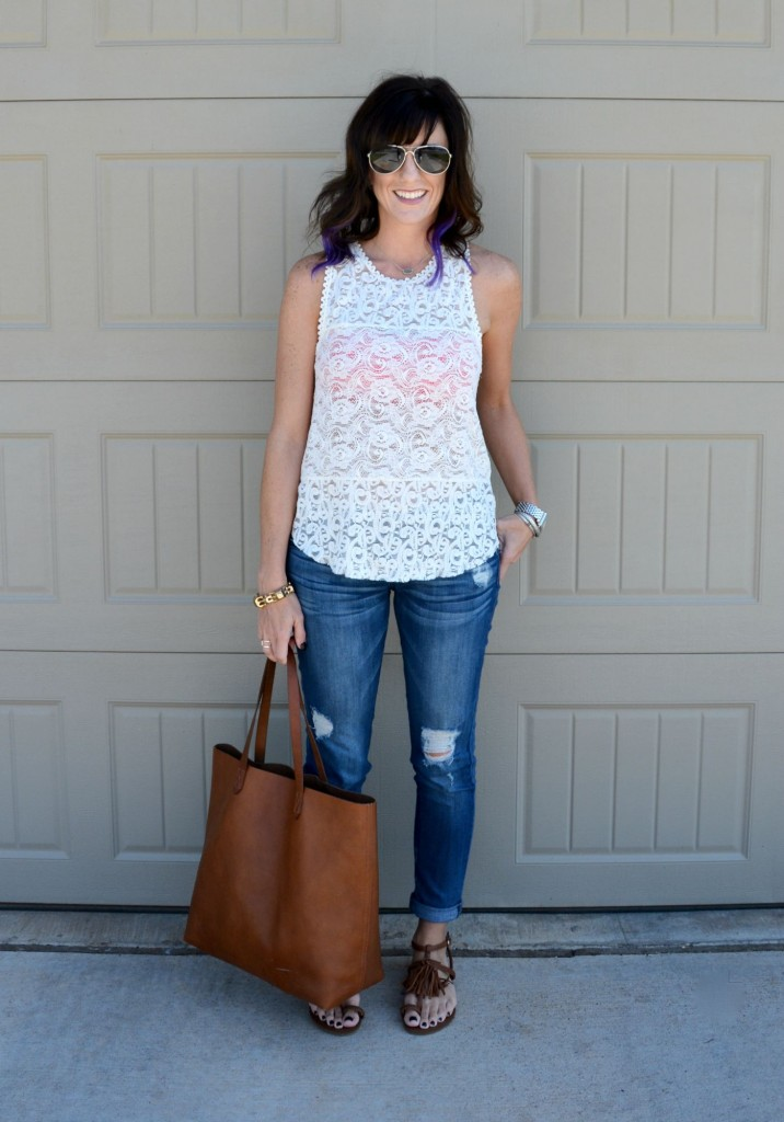 Casual Friday Link Up with @Madewell @AmericanEagle @TheBuckle