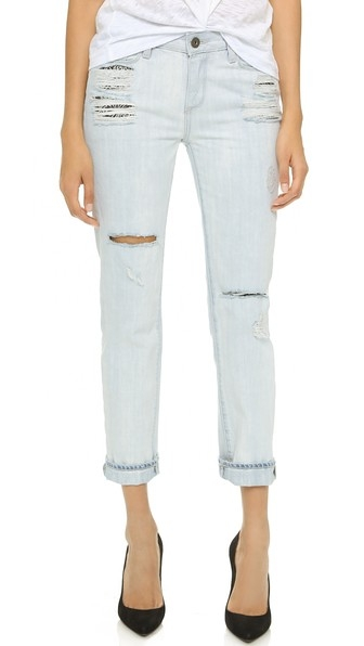 Paige Denim Porter Distressed Jean