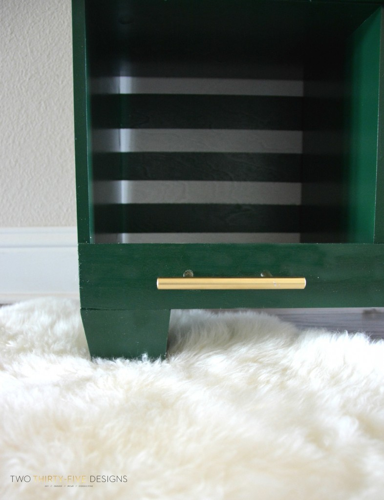DIY Console by Two Thirty~Five Designs